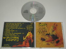 THE CRAMPS/A DATE WITH ELVIS(ROSE 81 CD) CD ALBUM