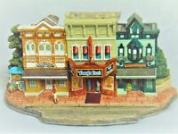 Lilliput Lane: Disney's Main Street Cinema NLE - 1999 - Box & Deed (Signed)