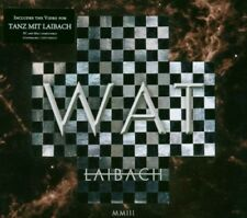 LAIBACH - WAT  CD NEW!