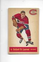 1955-56   Dollard St. Laurent, Parkhurst