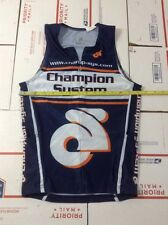 Champion System Mens Tri Tank Top Jersey Size Xs X Small (4850-34)