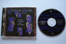 ⭐⭐ SONGS OF FAITH AND DEVOTION  ⭐⭐  DEPECHE MODE ⭐ CD  ⭐  Walking In My Shoes ⭐⭐
