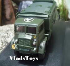 Oxford Military 1/76  Bedford QLR Signals Truck 79th Armoured Div 1944 76QLR002