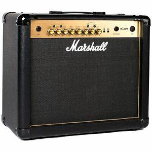 Combo Transistorverstärker - Marshall MG30GFX Black & Gold