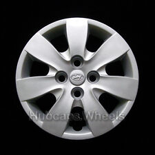 Hyundai Accent 2008-2011 Hubcap - Genuine Factory Oem 55563 Wheel Cover - Silver
