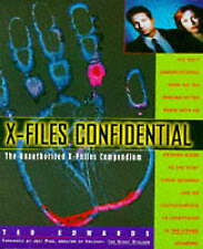 """""""VERY GOOD"""" X-Files Confidential, Edwards, Ted, Book"""
