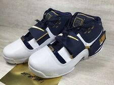 Men's Nike Lebron James Soldier CT16 QS '25 Straight' Shoes. AO2088-400 Size 7.5