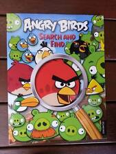SEARCH AND FIND ~ ANGRY BIRDS
