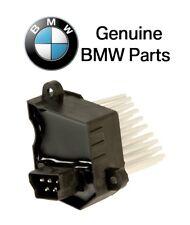 For E46 E53 E83 323i 323Ci M3 X5 Final Stage Unit Blower Regulator Genuine BMW