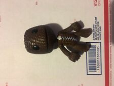 Little Big Planet SACKBOY 4in Action Figure video game toys Mouth closed Variant