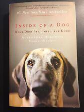 Inside Of A Dog By Alexandra Horowitz (Used)