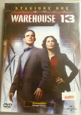 Dvd WAREHOUSE 13 Stagione 2
