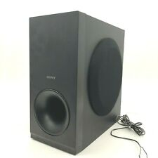 Sony Subwoofer Home Theater SS-WS121 wired Only