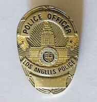 Los Angeles Officer Of Police Pin Badge Rare Vintage No Clasp (G12)