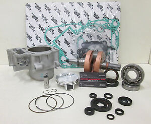 Honda CRF 450X 500CC BIG BORE/STROKER ENGINE REBUILD KIT 2005-2016