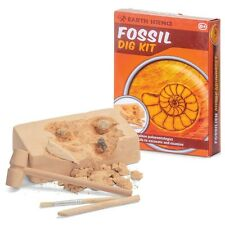 Earth Science Fossil Dig Kit - Educational Excavating Archaeological Toy / Set