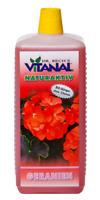 Vitanal NaturAktiv Geranien rein Biologisch der Umwelt zuliebe ..... 1 Liter