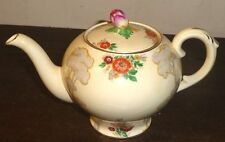 Tea Pots 1920-1939 (Art Deco) Royal Cauldron Pottery