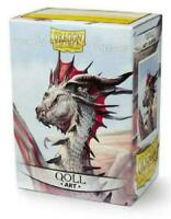 Dragon Shield New Qoll Art Classic Card Sleeves Deck Protectors 100 count Sealed
