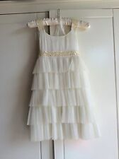 Gorgeous MISS GRANT girls dress, used once only!