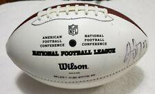 Jay Ajayi Philadelphia Eagles Signed NFL Wilson Football The Duke/Goodell