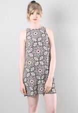 Urban Outfitters Staring at Stars Geometric Patterned Sleeveless Dress XS