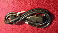 Vintage Audcom amp Power cord original