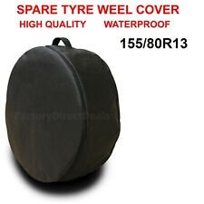 """R13""""  SPARE TYRE COVER WHEEL PROTECTIVE TYRE BAG SPACE SAVER FOR  CAR 155/80R13"""