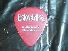 Los Loney Boys Henry Garza RaRe 2003 Concert Tour Promo? Guitar Pick Heaven