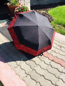 Swiss Made Elegant Umbrella With German Knirps Opening & Closing Mechanism.