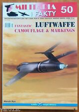 *Fantastic Luftwaffe Camouflage & Markings - MiF