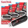 SanDisk USB 16GB 32GB 64GB Cruzer Glide USB 3.0 USB Flash Pen thumb Drive CZ600