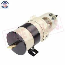 NEW 900 SERIES 900FH 90GPH Marine Fuel Filter Turbine Diesel Water Separator