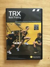Trx Basic Training Intro to Suspension Training Fitness Dvd 2009