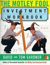 The Motley Fool Investment Guide Workbook Investors Finance David Tom Gardner