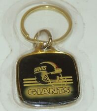 L@@K! NEW VINTAGE WinCraft Incorporated NEW YORK GIANTS Key Ring Keychain 1989