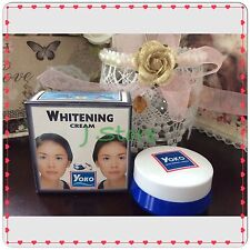 1 Yoko Whitening Cream Reduce Blemishes Dark Spots Facial Skin Lightening 4gram