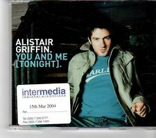 (FP146) Alistair Griffin, You And Me (Tonight) - 2004 DJ CD