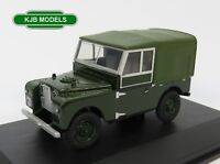 "BNIB O GAUGE OXFORD DIECAST VEHICLE 1:43 43LAN188024 Land Rover S1 88"" Canvas"