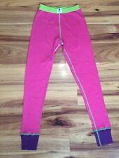 Janus Skandinavian Thermal 100% Merino Wool Baselayer Leggings Size 8-10 Years