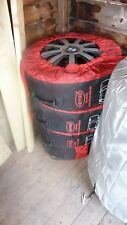 BMW 1 series steel wheels winter tyres E81 E82 E87 E88