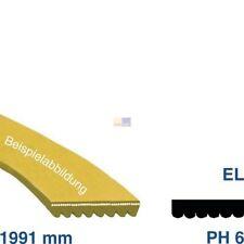 Keilriemen Hutchinson 1287PH8 TEM Waschm passend wie AEG Electrolux 132672100