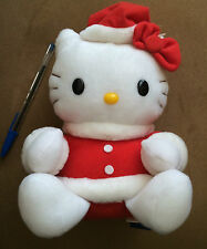 HELLO KITTY CHRISTMAS PLUSH DX 2000 9 inch from JAPAN-ship free