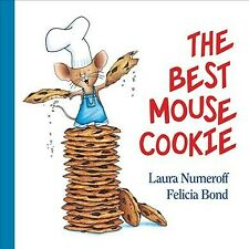 New listing Best Mouse Cookie, Hardcover by Numeroff, Laura Joffe; Bond, Felicia (Ilt), B.