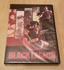 Black Lagoon Season 1 - Episodes 1-12 - All Region