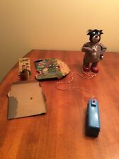 vintage battery operated toys pre 1970