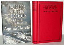 Agatha Christie -Taken At The Flood - Poirot - 2013- Facsimile Edition, -T9
