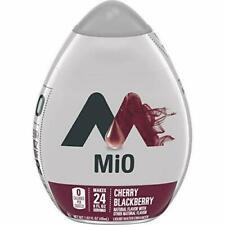 Mio Cherry Blackberry Liquid Water Enhancer Drink Mix
