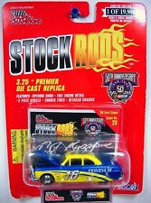 Racing Champions TED MUSGRAVE '50 FORD #16 Stock Rods PrimeStar NASCAR 50th