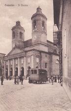 * CAMERINO - Il Duomo e Corriera